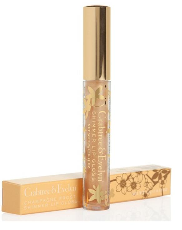 Lip Gloss Champagne Frost